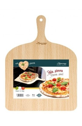 Natural Beechwood Pizza Paddle/Peel